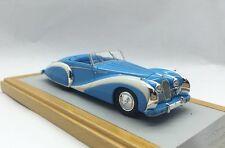 CHROMES 063 - Talbot Lago T26 grand Sport 1948 Cabriolet Saoutchik 1/43