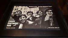 Every Mother's Son Rare Original Promo Poster Ad Framed!