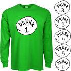 Funny St Patricks day shirts st pattys day drunk 1 2 3 bar pub crawl paddys day