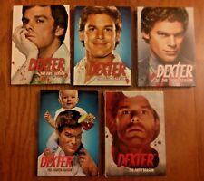 DEXTER – SERIES DVD COLLECTION (SEASONS 1 2 3 4 5 )