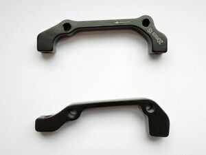 SHIMANO Brake Caliper Mount Adapter Post to International PM to IS 160 mm Rotor