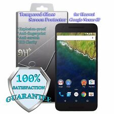 2 X Genuine Tempered Glass 9H Screen Protector Real Glass For Huawei Nexus 6P