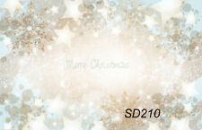 Christmas Vinyl photography photo prop Studio background backdrop 7X5FT SD210
