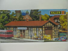 Faller 110106 Bausatz Bahnhof Falkenwalde Patiniert HO