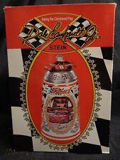 Anheuser Busch Budweiser Dale Earnhardt Jr. Taking The Checkered Flag Stein