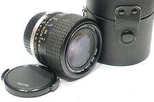 Olympus OM fit Hoya 28-50mm f/3.5-4.5, fits OM or M1 camera