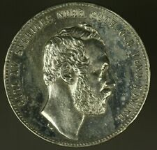 Sweden Silver Riksdaler Specie 1862  AU/UNC cleaned  A1522