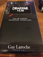 DRAKKAR NOIR * Guy Laroche * Cologne for Men * 6.7  *NEW