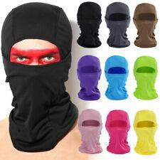 Máscara facial completa militar a prueba de viento tocados Camuflaje Pasamontañas Caza Táctica