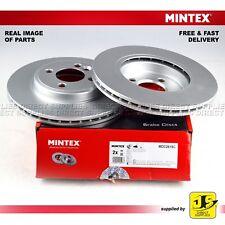 2X MINTEX FRONT BRAKES MDC2619C MINI MINI R50, R53 01-06 R52 COOPER (S) ONE (D)