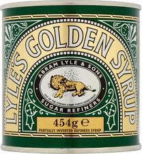 LYLES GOLDEN SYRUP 454G