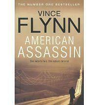 American Assassin, By Vince Flynn,in Used but Acceptable condition