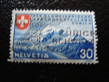 SUISSE - timbre - yvert et tellier n° 328 obl (A7) stamp switzerland