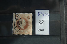 FRANCOBOLLI AUSTRIA USATI N°38 (F9405)