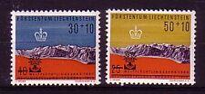 Liechtenstein Michelnummer  389 - 390 postfrisch ( intern: 61 )