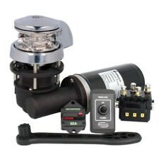 Verricello Salpa Ancora Italwinch Smart 500W Catena 6mm 12V Kit Installazione