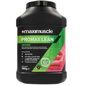 Maximuscle Promax Lean Diet Weight Loss Protein Whey Powder Shake 980g