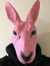 Kangaroo Wallaby Latex Mask Pink Floyd Australia Animal Mask Fancy Dress Masks