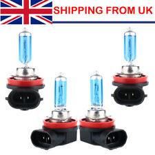 4X H11 711 100w Super Bright White Xenon Headlight Front Fog Drl Bulbs Lamp 12v
