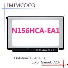 New listing 72% Color Fhd Ips N156Hca-Ea1 Fit Nv156Fhm-N61 B156Han02.3/02.4 Nv156Fhm-N48