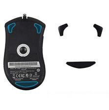 1Set Mouse Feet Skates for Razer Deathadder Gaming Mouse Teflon 0.65mm