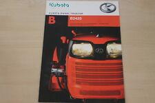 158586) Kubota B 2420 Diesel Traktor Prospekt 2007
