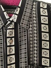 Versace Hemd L Jeans Couture Business Italy Vintage 90's 80's