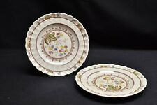 Spode Cowslip Pair of Salad Plates