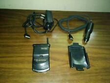 Motorola StarTAC Flip Phone Verizon Wireless & charger bundle , tested works