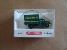 "WIKING 084109 - Goli-Dreirad ""Großmarkt"" - NEU/OVP"