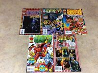 GENERATION X  #13,14,15,16,17 LOT OF 5 COMIC  NM 1996 MARVEL