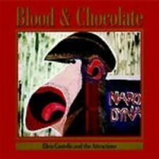 ELVIS COSTELLO' BLOOD AND CHOCOLATE' CD DIGIPACK NEW+