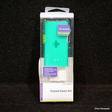 iPod nano 7th 8th - GREEN Crystal Cover Case Shell | Simplism (Lot of 10)
