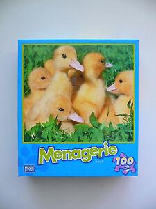 Adorable~DUCKLINGS~100 Piece Jisgsaw Puzzle 5+ BN