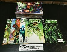 Green Lantern Corps, 2006 Complete 63 Issue Series! DC Comics