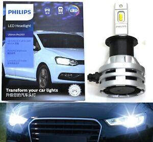 Philips Ultinon LED G2 6000K White H3 Two Bulbs Fog Light Replacement Stock Lamp