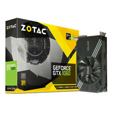 Video card Zotac GeForce gtx1060 Mini 3 GB 192 Bit GTX 1060 GDDR 5 DirectX 12