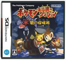 Pokemon Fushigi no Dungeon: Yami no Tankentai (2007) Pre-Owned Japan NDS Import