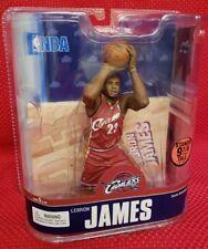 Mcfarlane NBA Basketball Lebron James #23 Cleveland Cavaliers Series 13 Figure