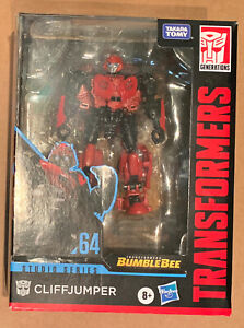 Transformers: Studio Series -CLIFFJUMPER- #64  NEW