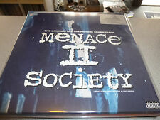 OST - Menace II Society - LIMITED 2LP RED 180g Vinyl /// Pete Rock BDP U.G.K.