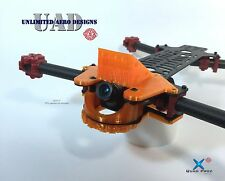30° Camera Ramp w/ FPV Cam Mount & Landing Skid - ImmersionRC Vortex 285 FPV