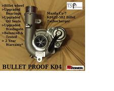Mazda cx7 Cx-7 2.3 Turbocharger turbo Billet Wheel BULLET PROOF K0422-582