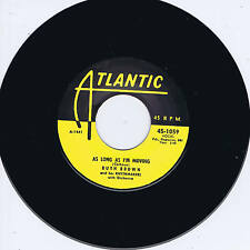 RUTH BROWN - AS LONG AS I'M MOVING (Top Rhythm & Blues JIVER) NEW REPRO