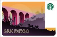 San Diego Starbucks Gift Card San Diego Cabrillo Bridge