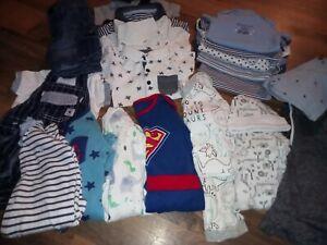 Baby Boy Clothes Bundle Size 0-3months