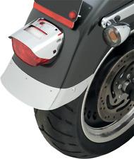 Drag Specialties Rear Fender Smooth Chrome Skirt Tip Harley Davidson 07-17 FLSTF