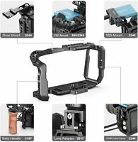 SmallRig 4K&6K Camera Cage Kit +Top Handle for Blackmagic Pocket Camera