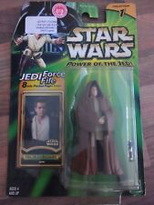 Star Wars Obi-Wan Kenobi Jedi Force File Collection 1 Hasbro 2000
