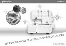 Husqvarna Viking HCLASS 200S User Owners Manual